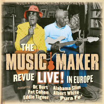 The Music Maker Revue Live! In Europe cover art