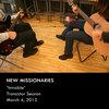 Transistor Session 3-4-13 Cover Art