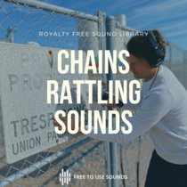Metal Chains Rattling Sound Effects cover art