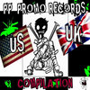 PP Promo Records US/UK Compilation 2014 Cover Art