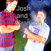 Josh and Brandon Cover Art