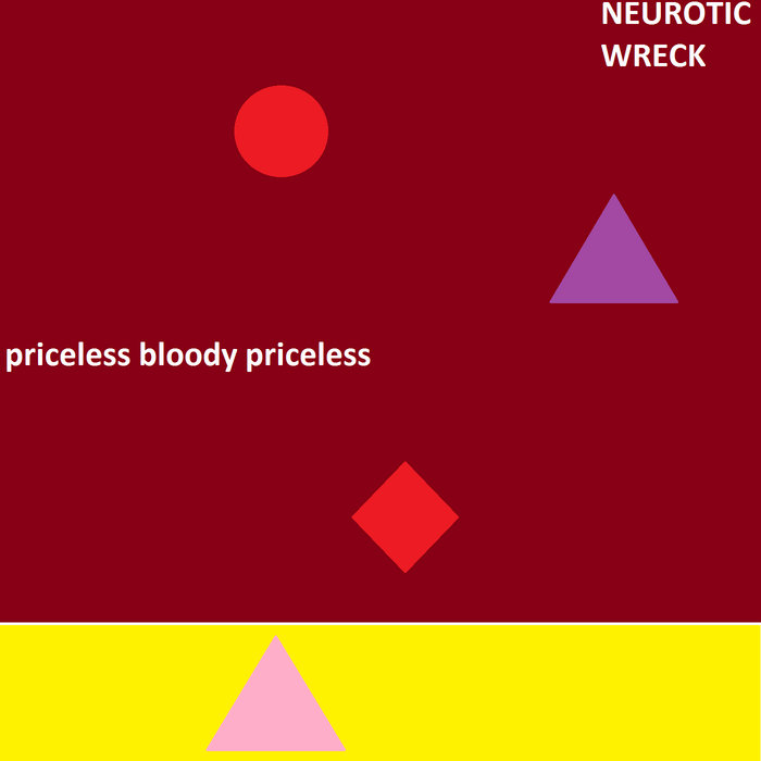 Priceless, Bloody Priceless cover art