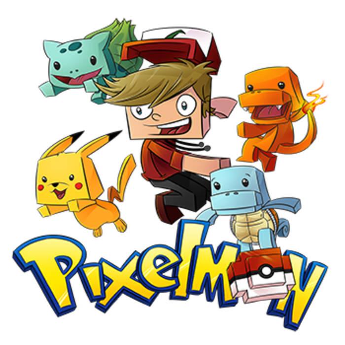 Minecraft Pokemon Song Pixelmon A Minecraft Parody Of The