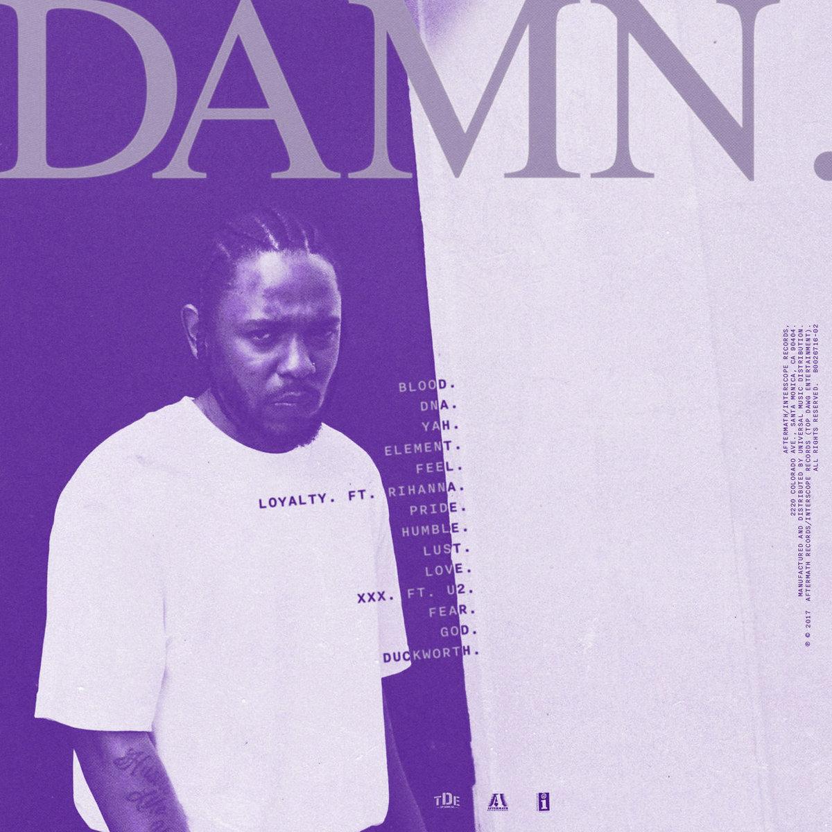 download kendrick lamar damn album