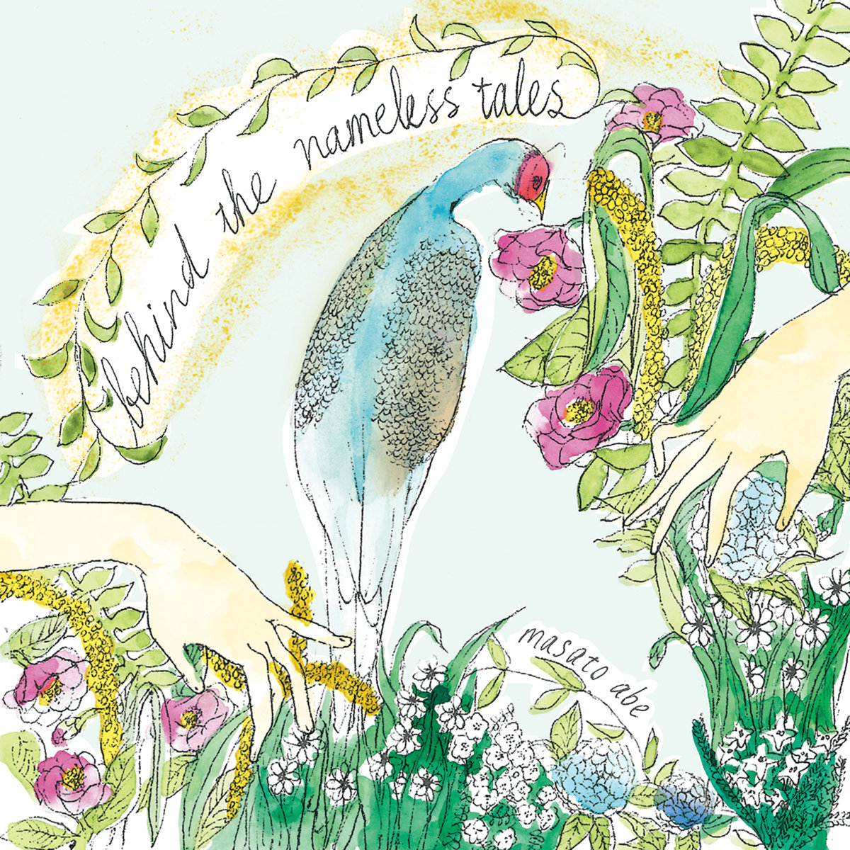 masato abe – behind the nameless tales