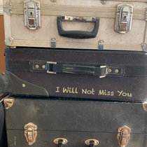 I Will Not Miss You cover art