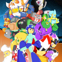Mega Man 72 cover art