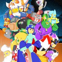 Mega Man 72 cover art