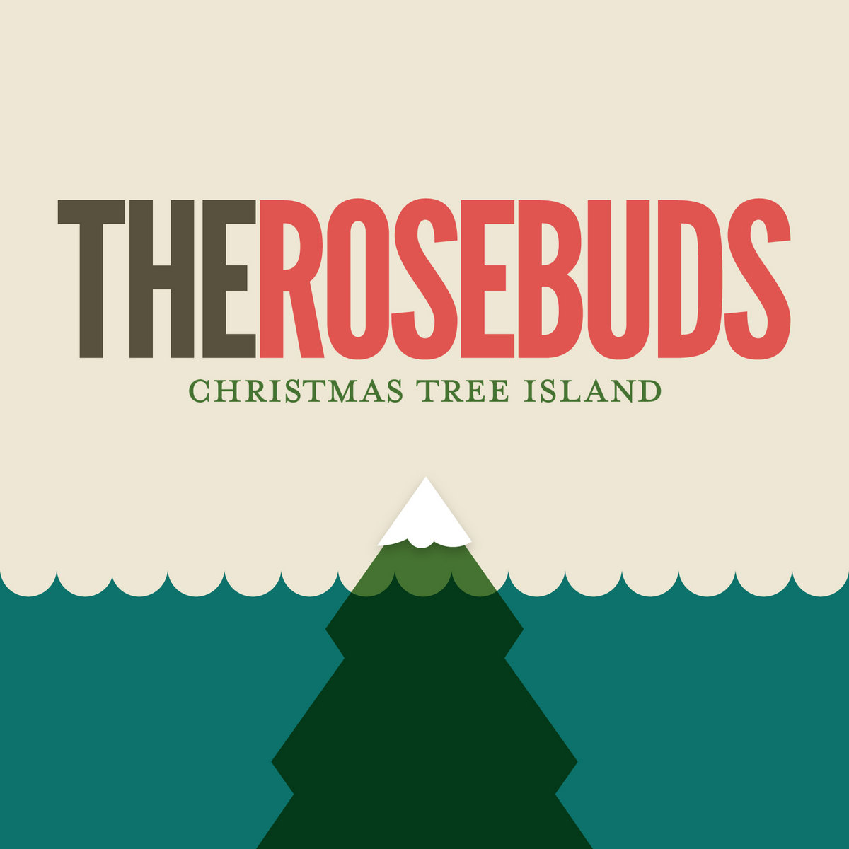 Christmas Tree Island | The Rosebuds