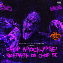 Chop Apocalypse: Nightmare on Chop Street cover art