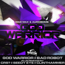 TR024-Mad Max & Audiobomb-God Warrior cover art