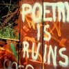 POETRY IS RUINS Cover Art