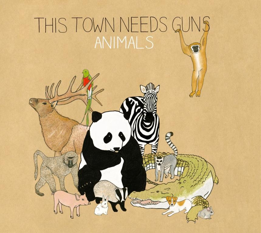this town needs guns animals download