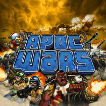 Apoc Wars OST cover art