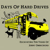 Days of Hard Drives: Excavating Ten Years of Jenny Omnichord Cover Art