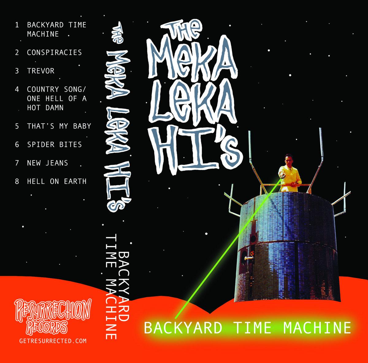 backyard time machine resurrection records