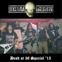 Dead At 38 Special '15 (Live) cover art