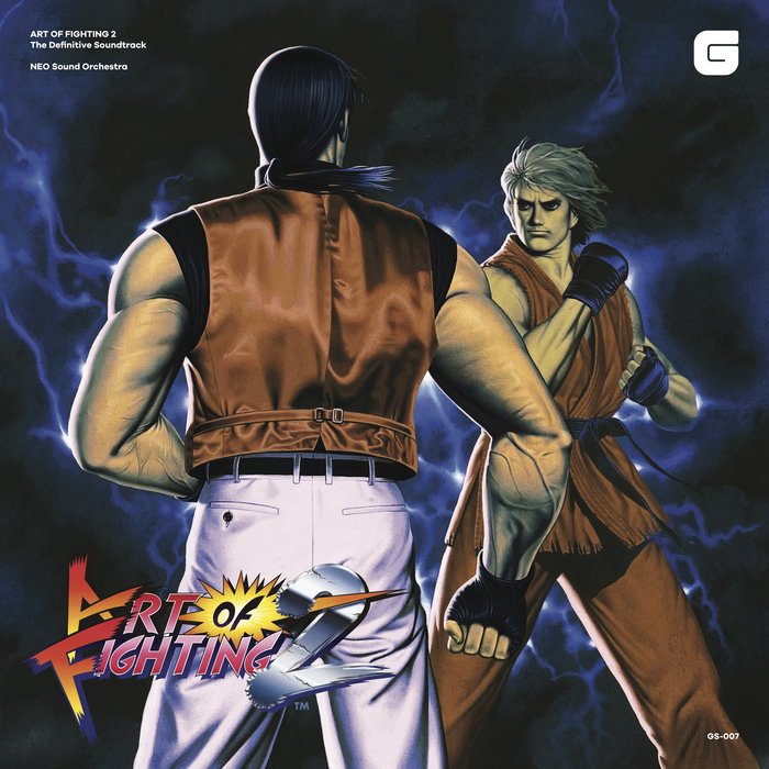 Art Of Fighting 2 The Definitive Soundtrack Snk Neo Sound