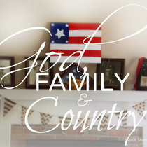 God Family Country cover art