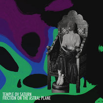 Friction on the Astral Plane cover art