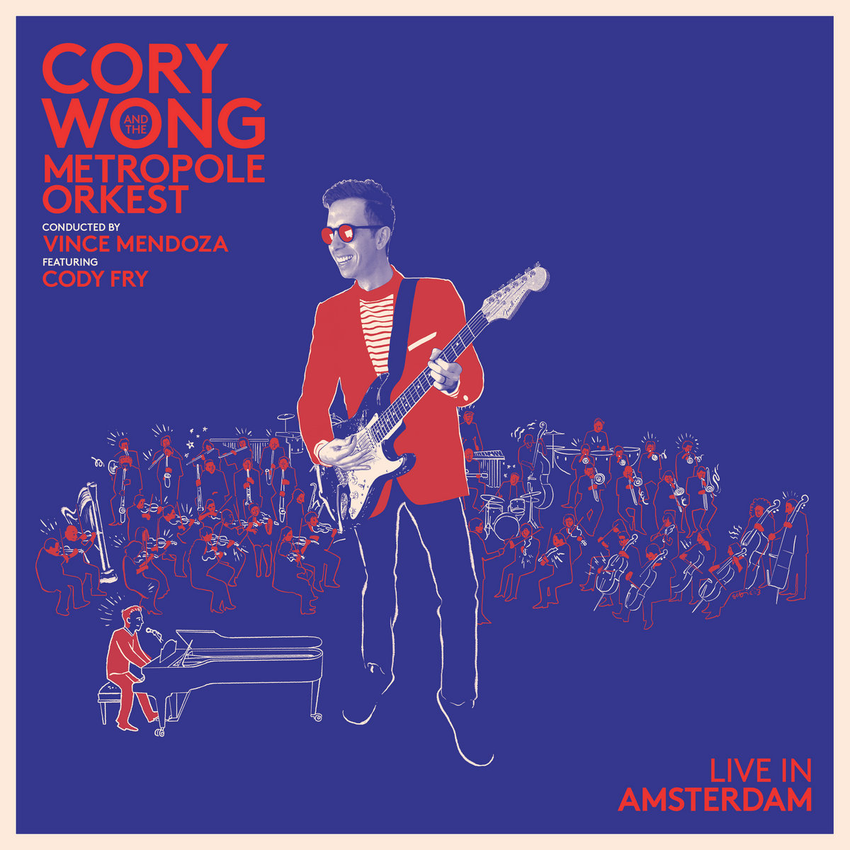Live In Amsterdam Cory Wong