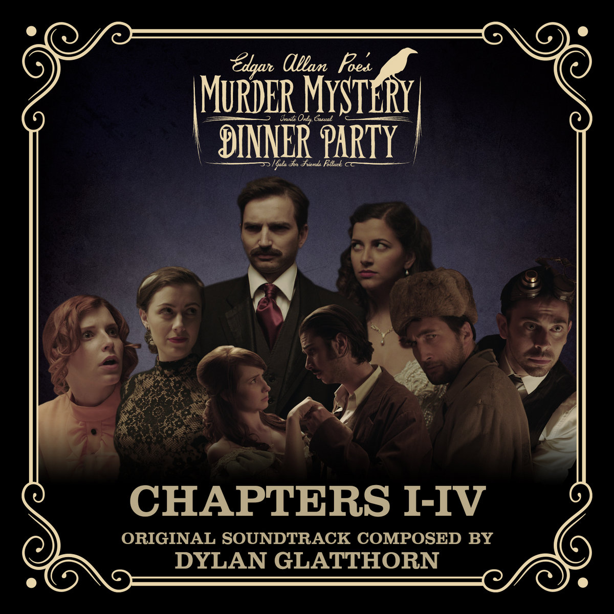 "Dinner Party Music music from ""edgar allan poe's murder mystery dinner party"