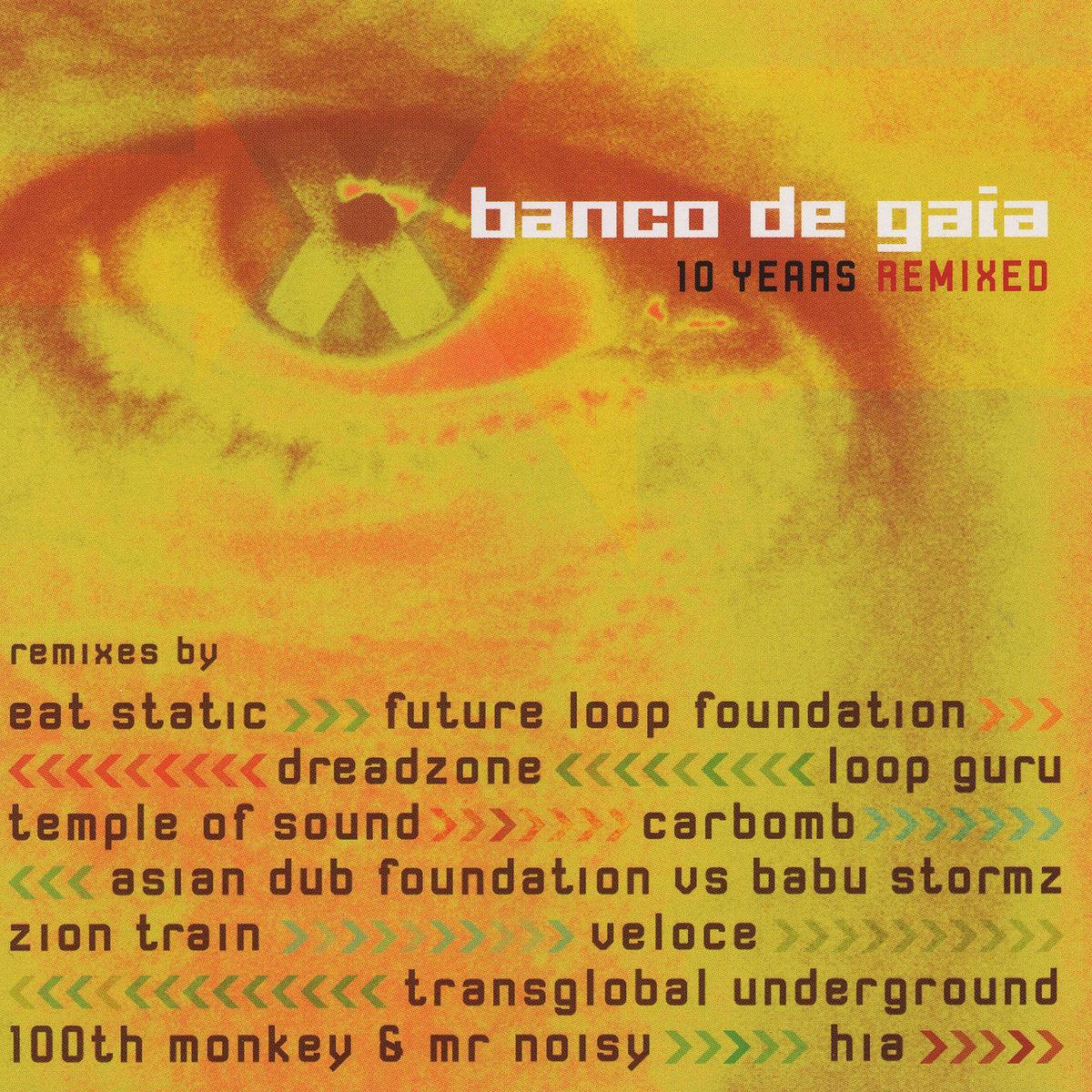 Glove Puppet (Dreadzone Remix) 2003 | Banco De Gaia