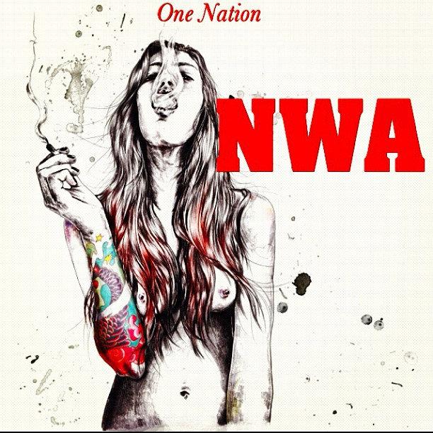 nwa discography download