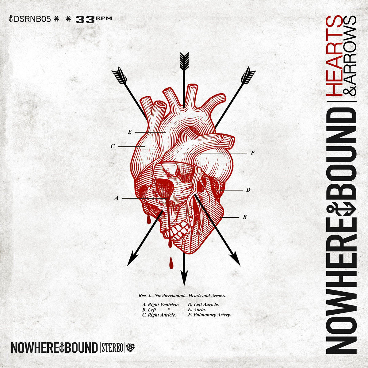 Hearts Arrows Nowherebound
