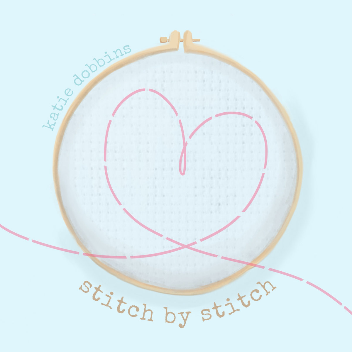 Stitch by Stitch by Katie Dobbins