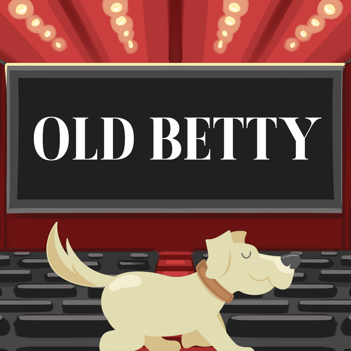 Old Betty by Dan Brodie