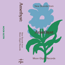 Amethyst: New Sounds from Moon Glyph Records cover art
