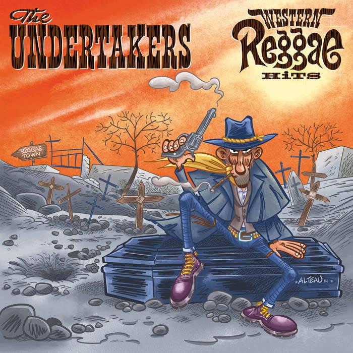 Western Reggae Hits cover art