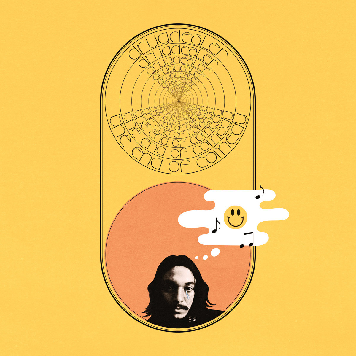 Image result for drugdealer the end of comedy new vinyl art
