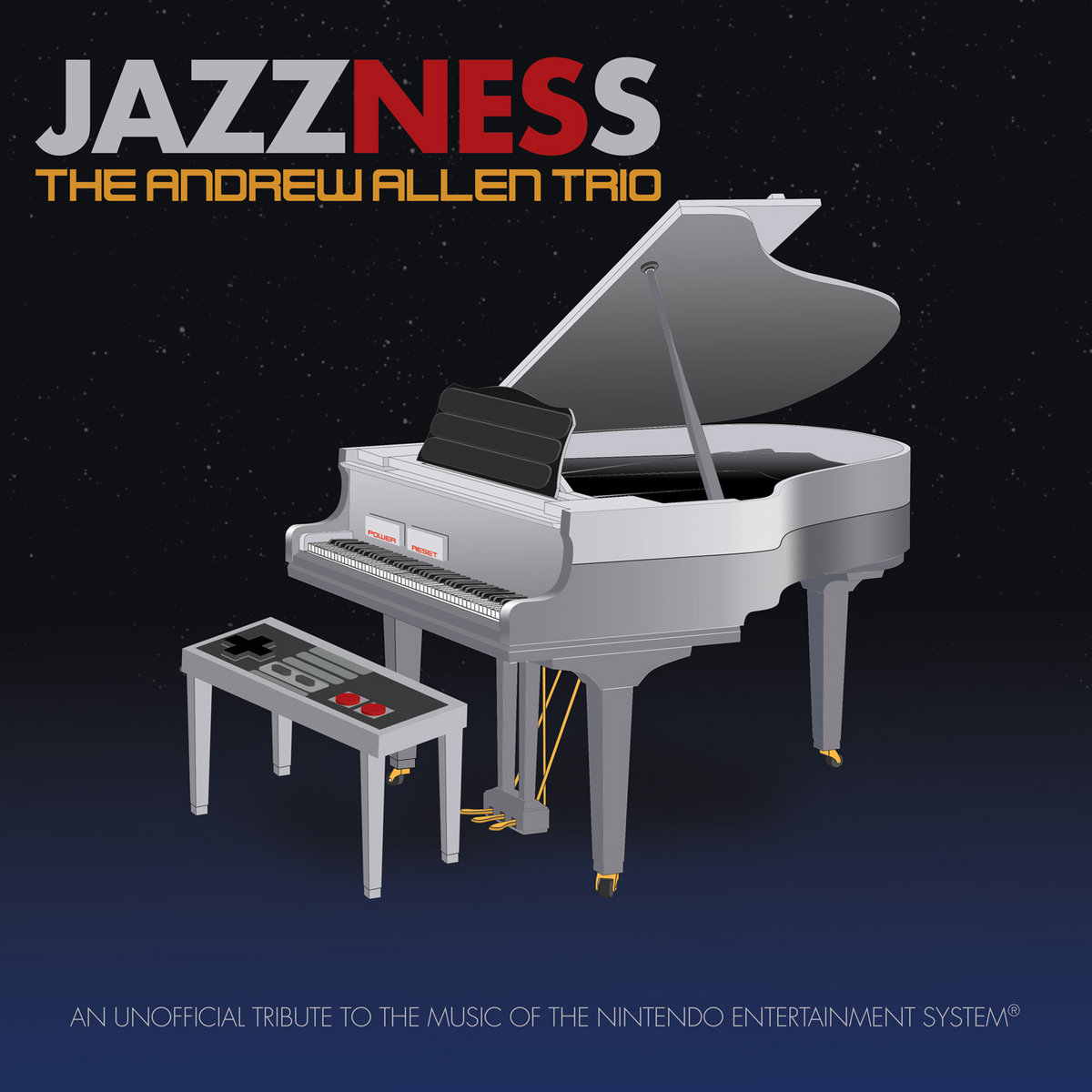 JazzNESs: A NES Classic Jazz Tribute | Coverville Records