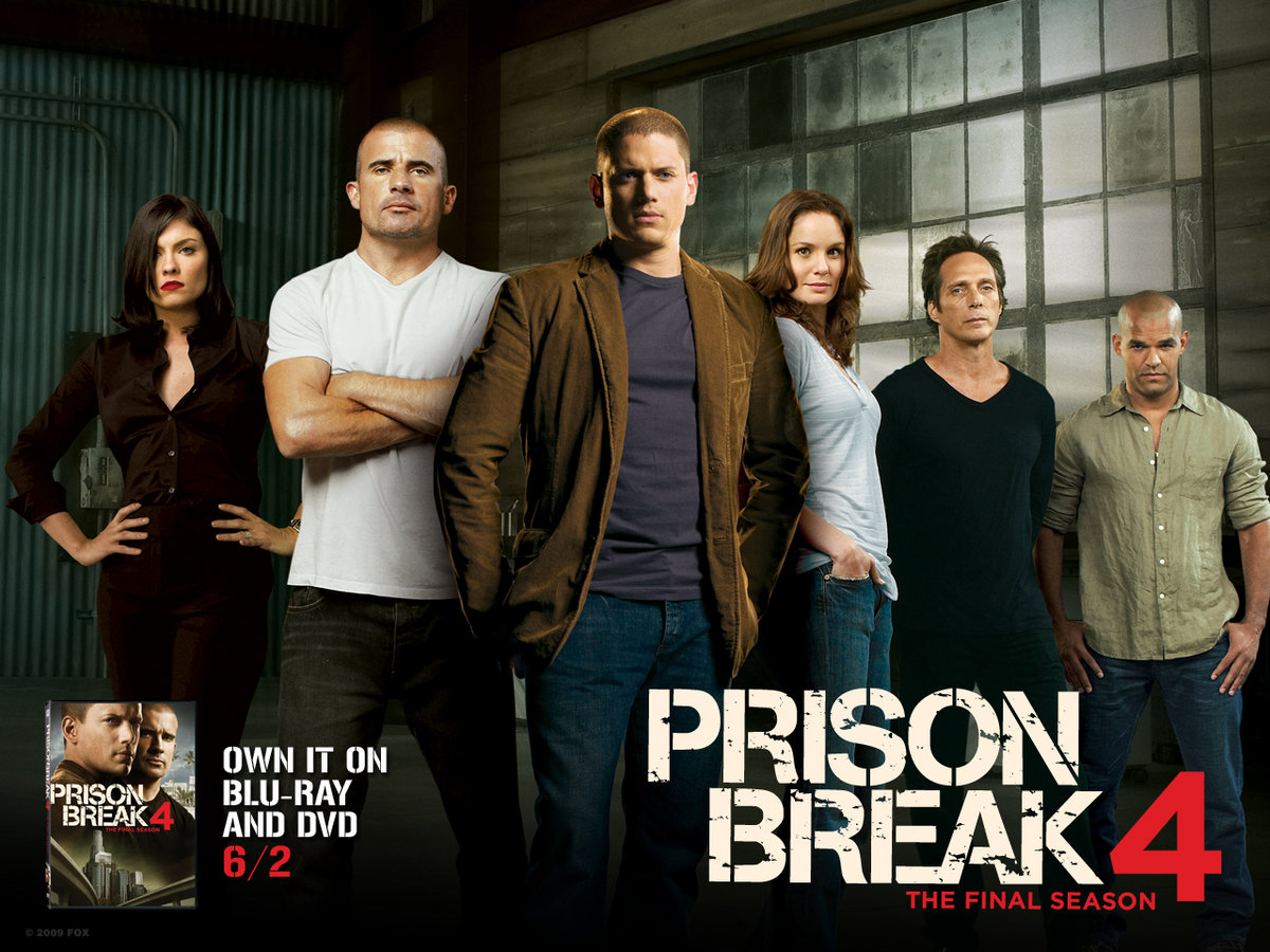 Awesome Prison Break Cuarta Temporada Ideas - Casas: Ideas & diseños ...