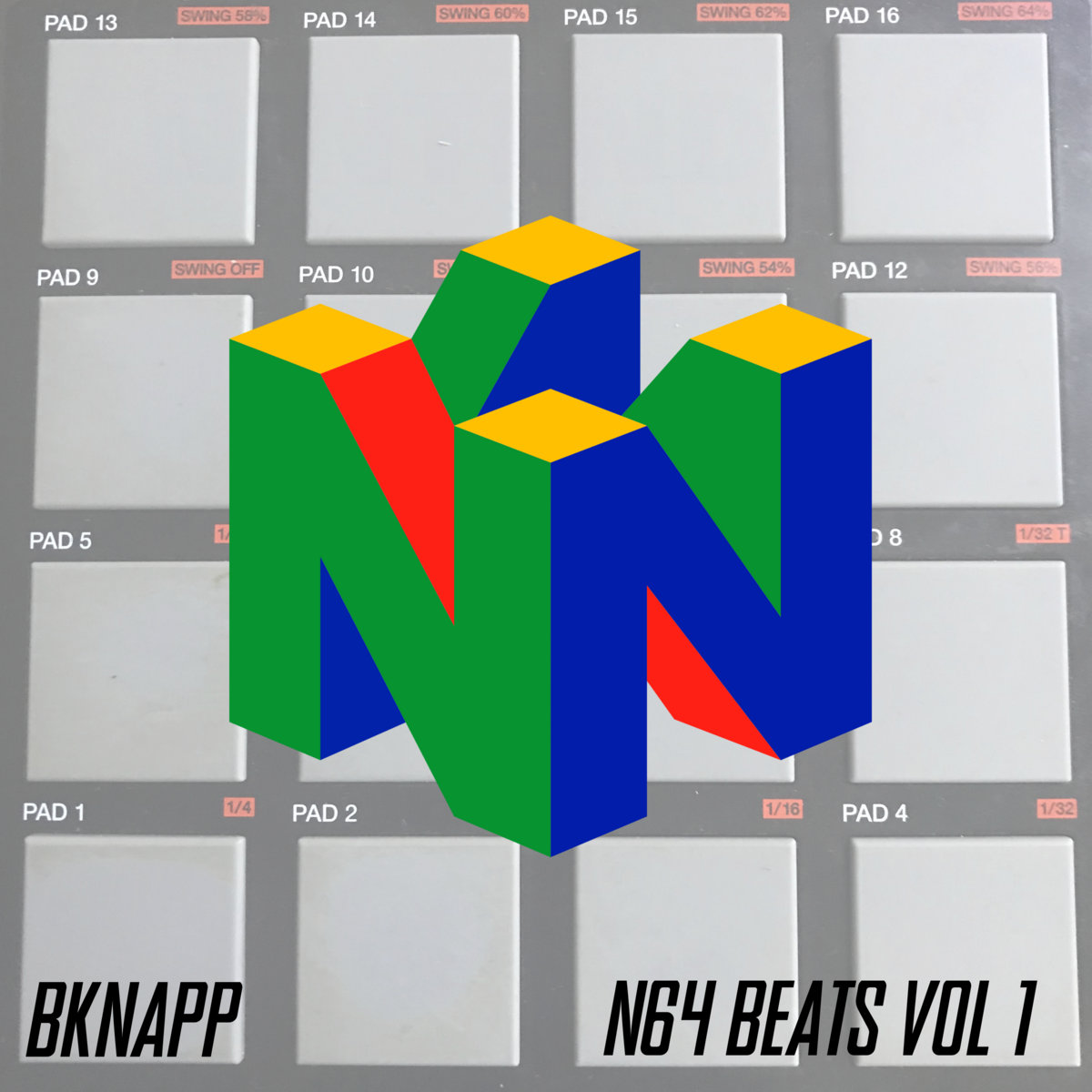 Nintendo 64 Beats | Bknapp