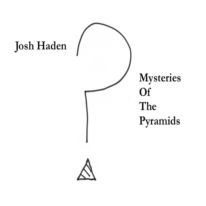 Mysteries Of The Pyramids cover art