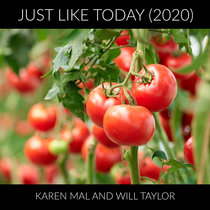 Just Like Today (2020) cover art