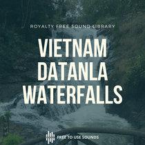 Waterfall Sounds   Waterfall Sound Effects Vietnam cover art