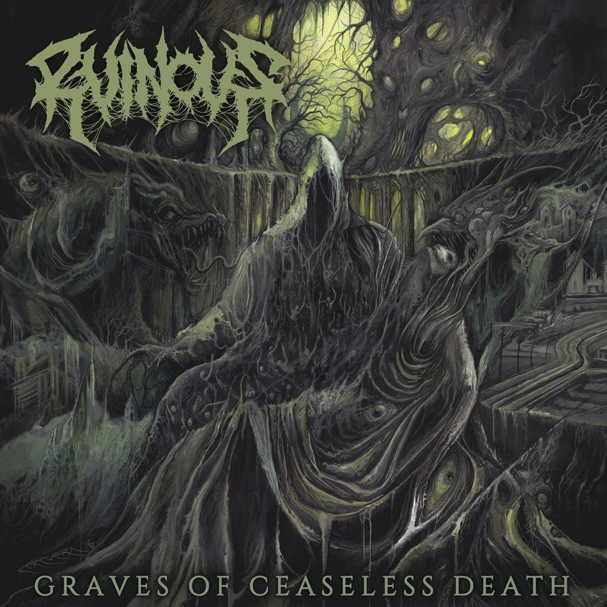 「RUINOUS / GRAVES OF CEASELESS DEATH」の画像検索結果