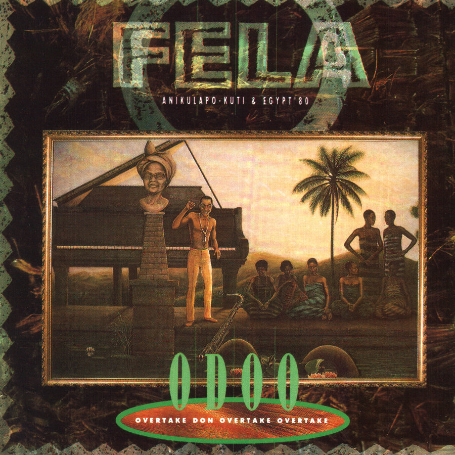 O D O O  (1990)   Fela Kuti