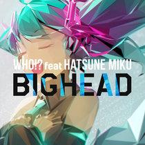 WHO!?feat.Hatsune Miku cover art
