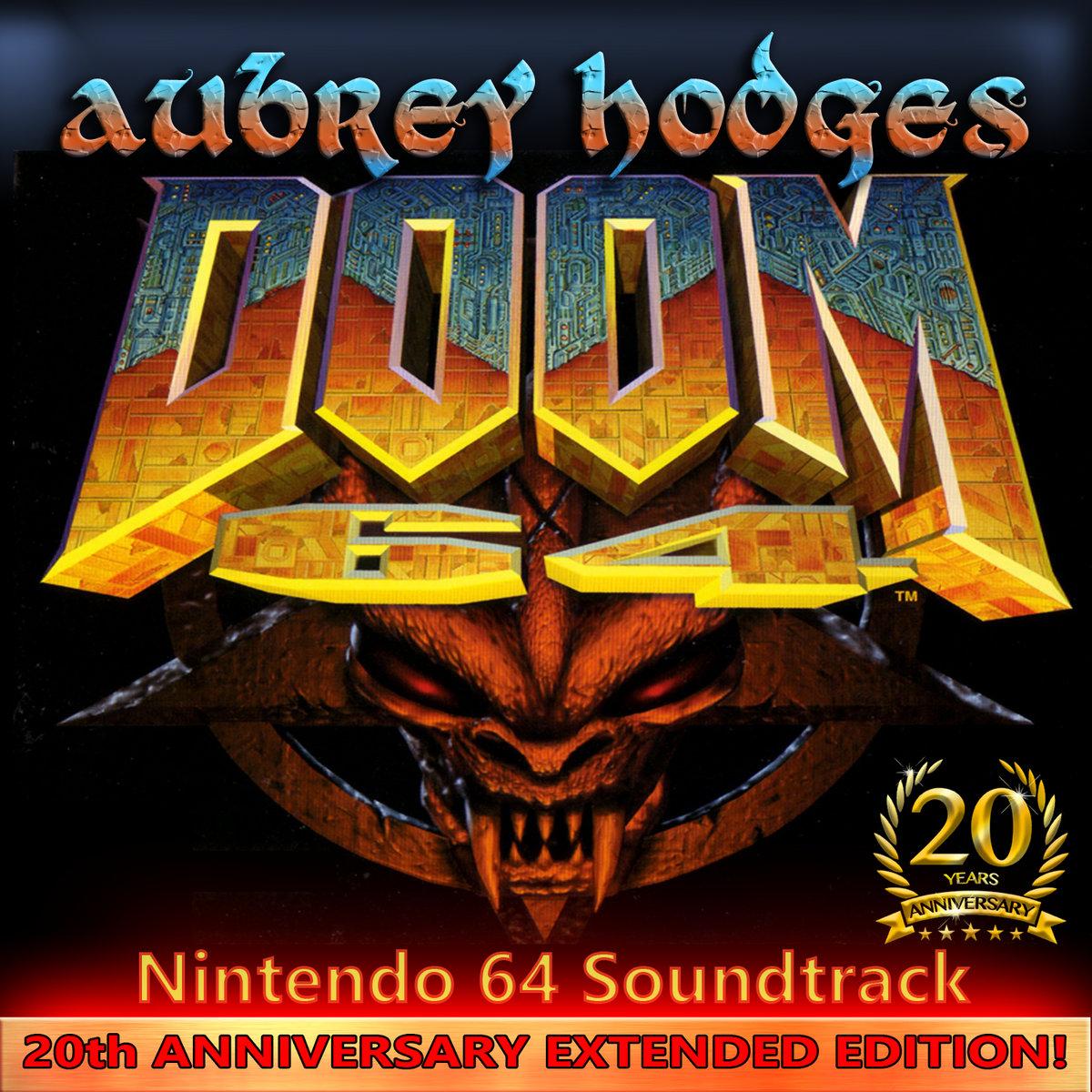 Doom Playstation: Official Soundtrack | Aubrey Hodges