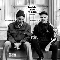 Inside The Studio Vol. One cover art