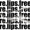 fire.lips.freed. Cover Art