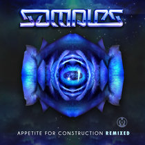 Appetite For Construction Remixed cover art
