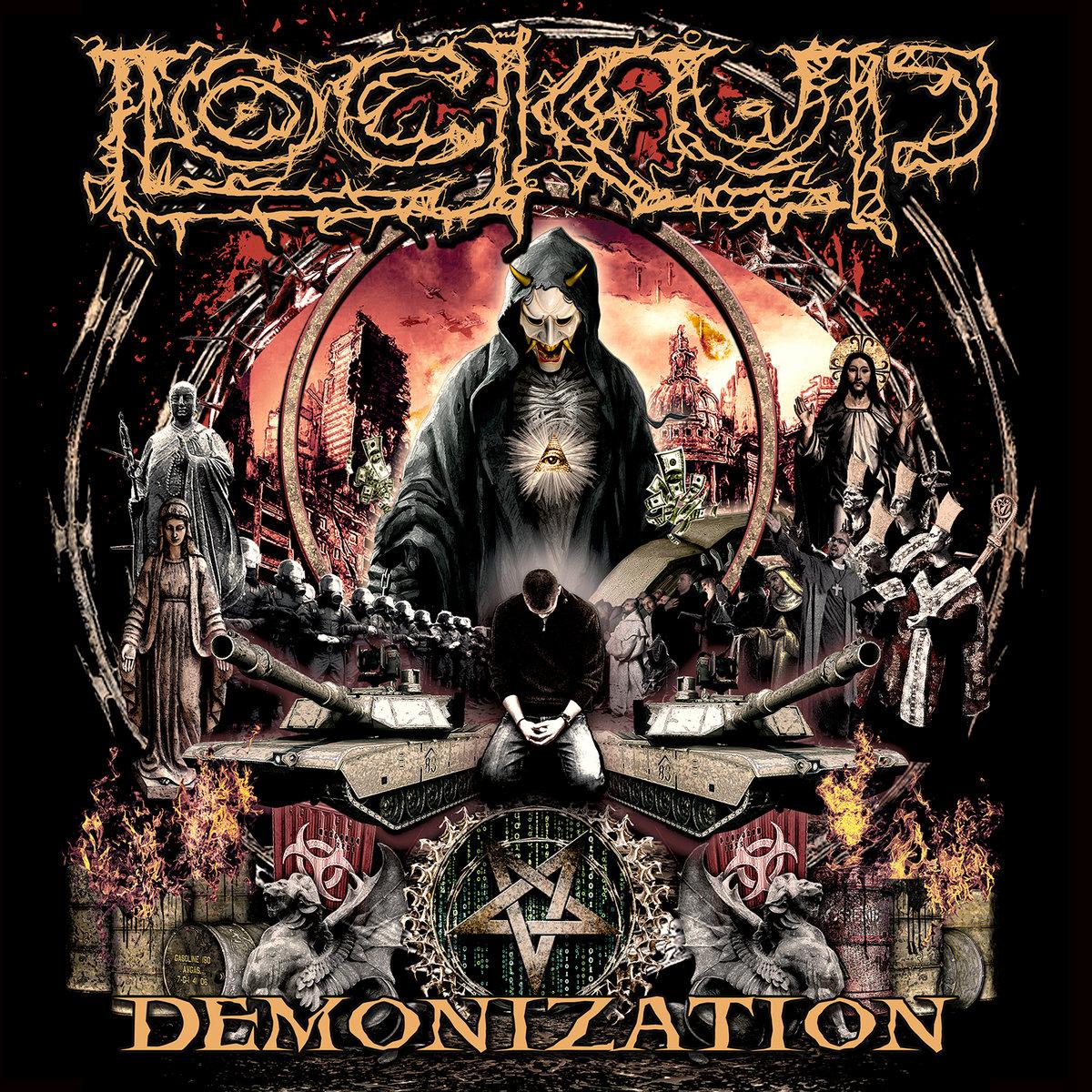 Demonization | LISTENABLE RECORDS