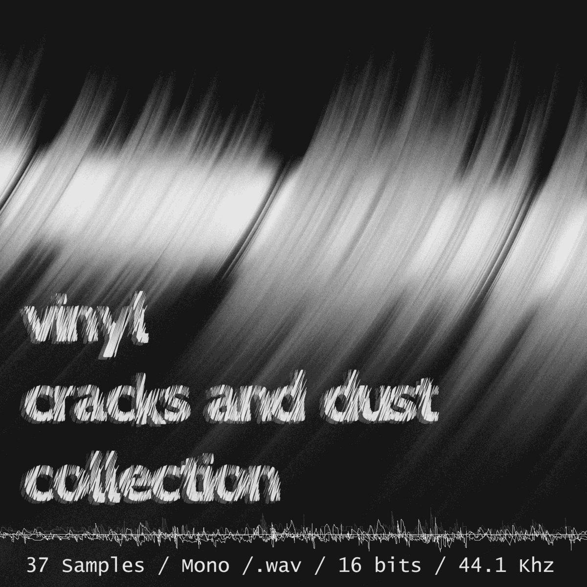 Vinyl Cracks & Dust Collection (Free Download)   Audio Wanderer