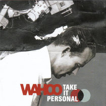Take It Personal (Re-release) cover art